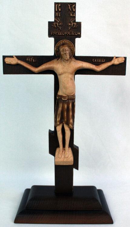 Годеновский Животворящий Крест — Мастерская резных икон ShatoWood
