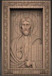 Христос Пантократор из Синайского монастыря